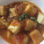 【レシピ】ベトナム風厚揚げのトマト煮