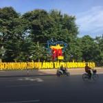 ベトナム建国記念日ー交通規制に注意@ハノイ