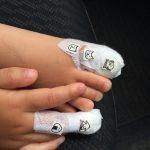 足指骨折記10-社会復帰には体も心もまだ時間が必要