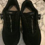 靴屋さんでインソールを作ってもらって、自分にあった靴を見立ててもらった!